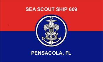 Sea Scout Ship 609, Pensacola Florida